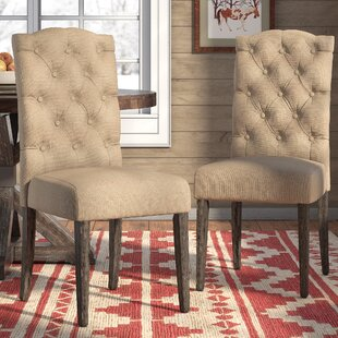 2139b47596f5 Bay Isle Home Solange Upholstered Dining Chair