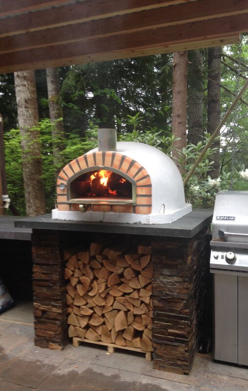 Authentic Pizza Ovens Traditional Brick Pizzaioli Wood