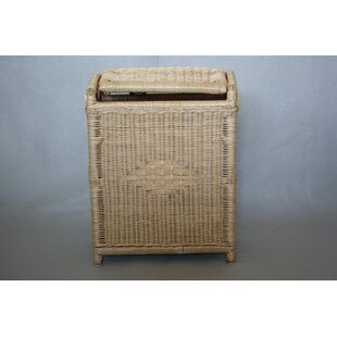 Small Wicker Laundry Hamper