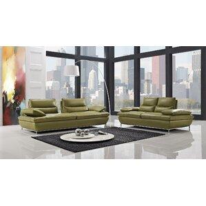 Naomi 2 Piece Living Room Set by Creative Fu..