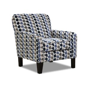 Degory Geometric Armchair by Simmons Upholstery by Alcott Hill