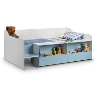 Gilda Single Mid Sleeper Bed by Viv   Rae