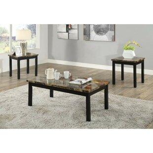 Faux Marble Coffee Table Set | Wayfair