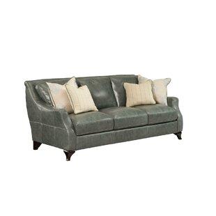 Broadcommon Leather Sofa