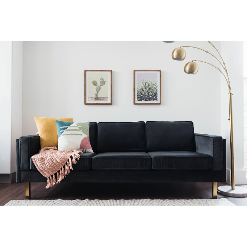 Claybrooks Mid Century Modern Sofa