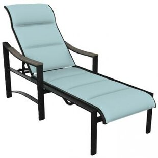Brazo Padded Sling Patio Chair