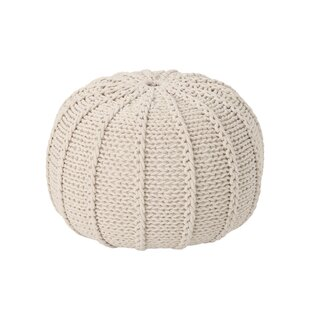 silver ottomans ottoman layering and pouf pin knitted knit grey