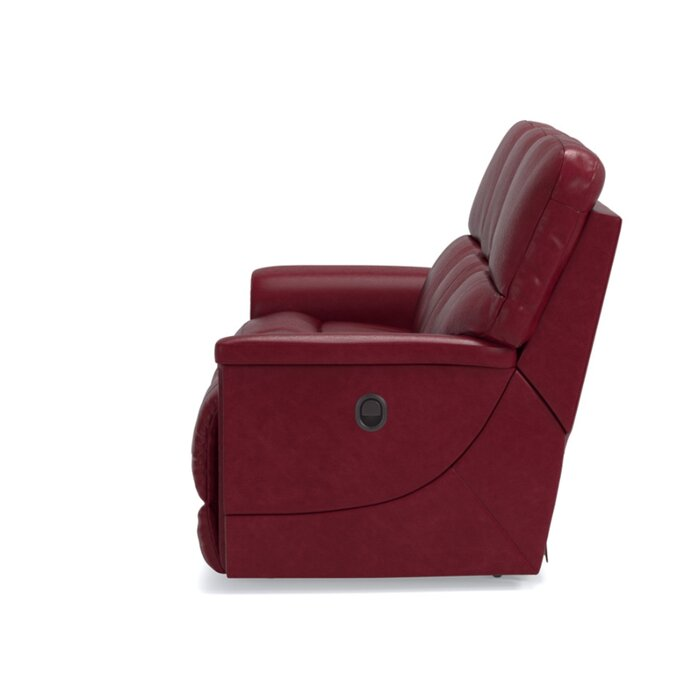 Oscar Genuine Leather Reclining Sofa