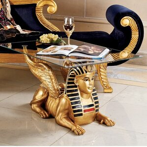 Egyptian Coffee Table by Design Toscano
