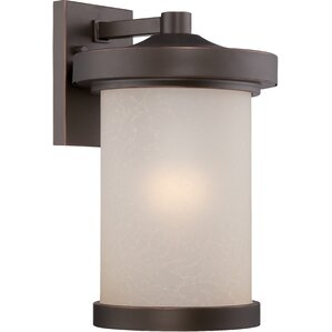 Thorpe 1-Light Outdoor Sconce  sc 1 st  AllModern & Modern Outdoor Wall Lighting | AllModern azcodes.com
