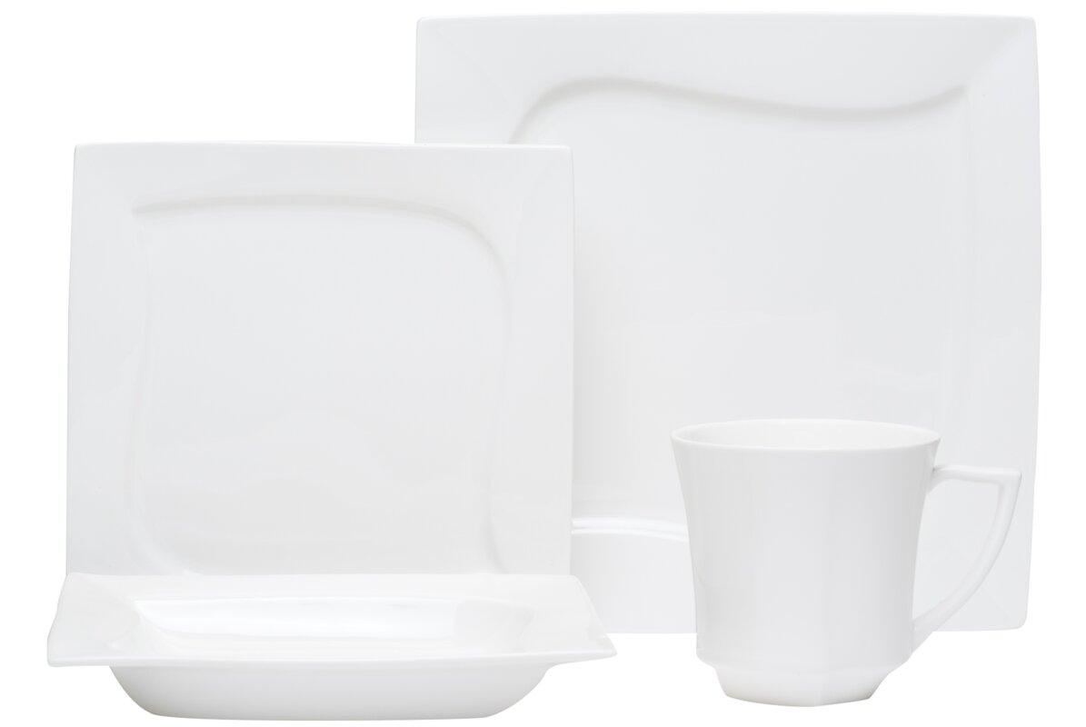 Niagara 16 Piece Dinnerware Set