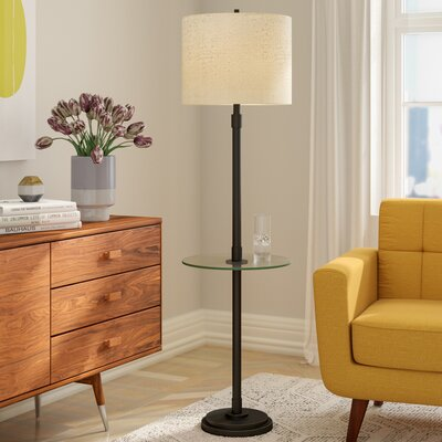 Industrial Amp Mid Century Modern Floor Lamps You Ll Love In