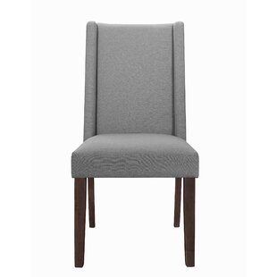 Leer Upholstered Dining Chair (Set of 2)