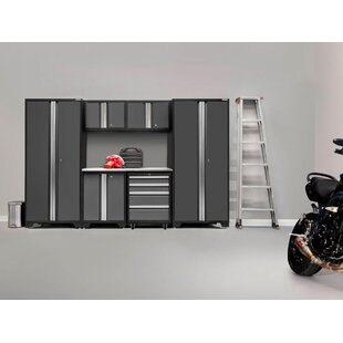 Garage Storage Cabinets U0026 Shelves Youu0027ll Love | Wayfair