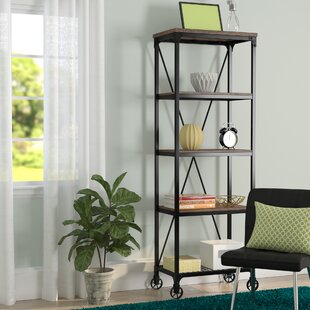 Bookshelf On Wheels