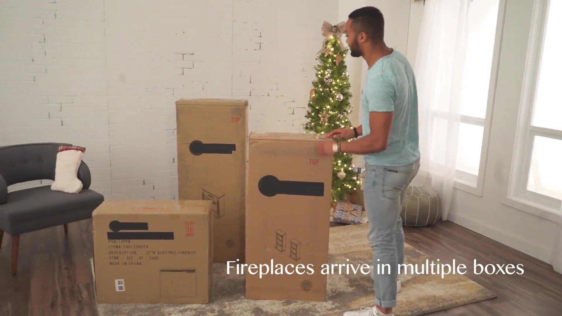 three posts boylston electric fireplace u0026 reviews wayfair