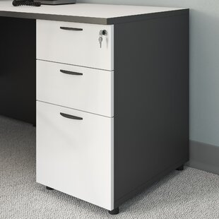 under desk file cabinet desk file cabinet wayfair 27558