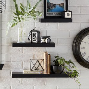 Bathroom Wall Shelf Fascinating Bathroom Wall Shelves You'll Love  Wayfair Decorating Inspiration