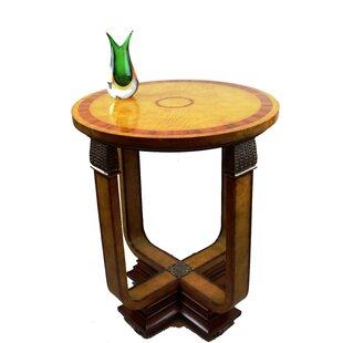 Art Deco Side Table Wayfair