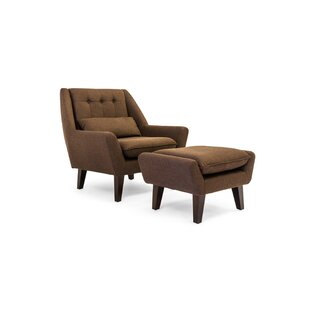 lounge ottoman included accent chairs you ll love wayfair
