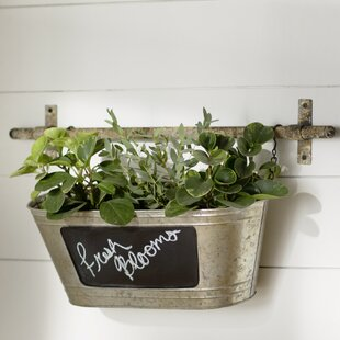 Wall Planters Vertical Gardens You Ll Love Wayfair