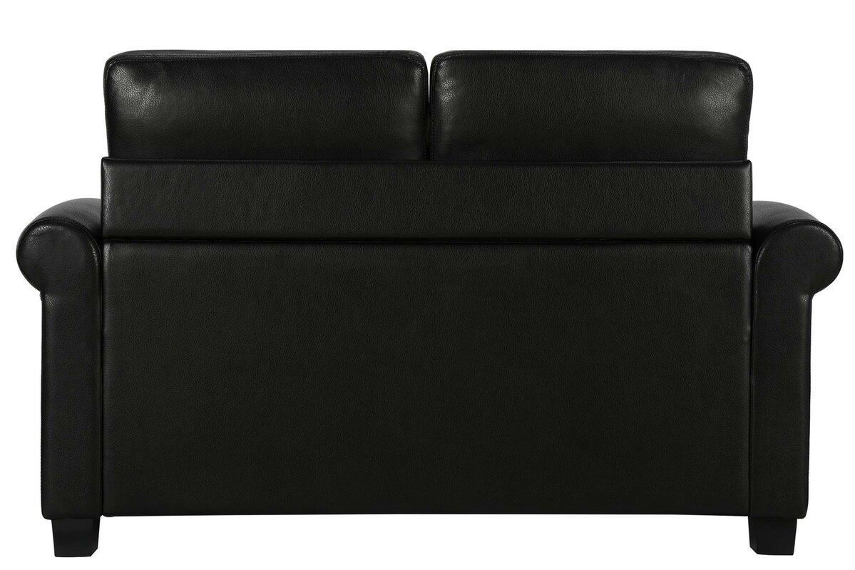 Merveilleux Ahumada Twin Reclining Sleeper Sofa Bed Loveseat