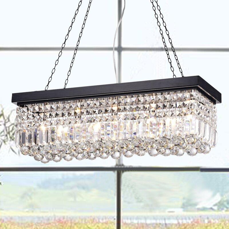 Ramsgate 5 Light Crystal Chandelier