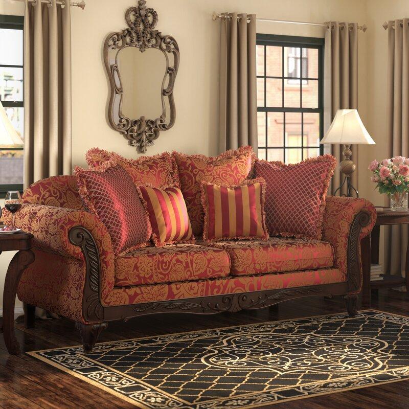 Astoria Grand Serta Upholstery Belmond Sofa & Reviews | Wayfair