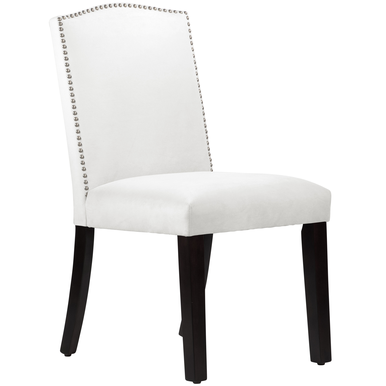 Wayfair Custom Upholstery Nadia Upholstered Dining Chair Wayfair