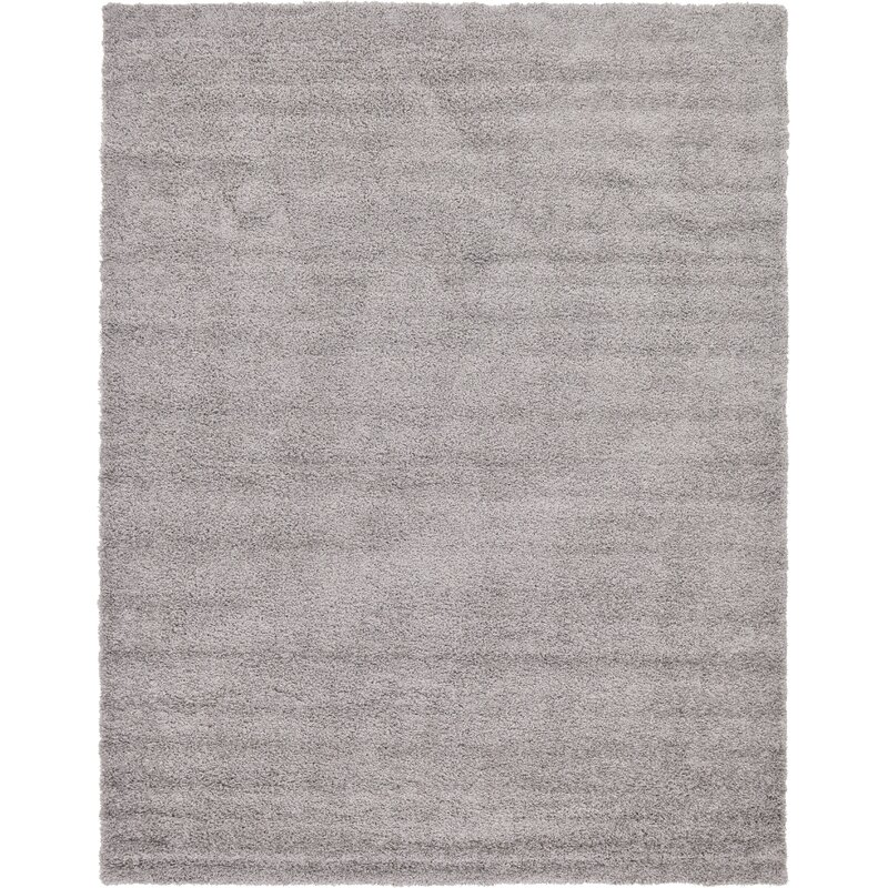 Superbe Lilah Gray Area Rug