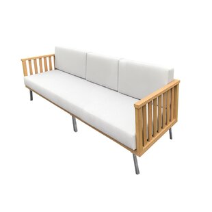 Sengl Sofa with Cushions by Hazelwood Home