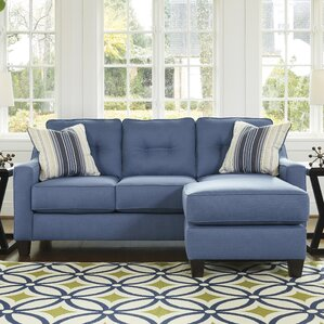 Aldie Sleeper Sectional by Benchcraft