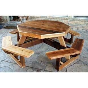Western Picnic Table