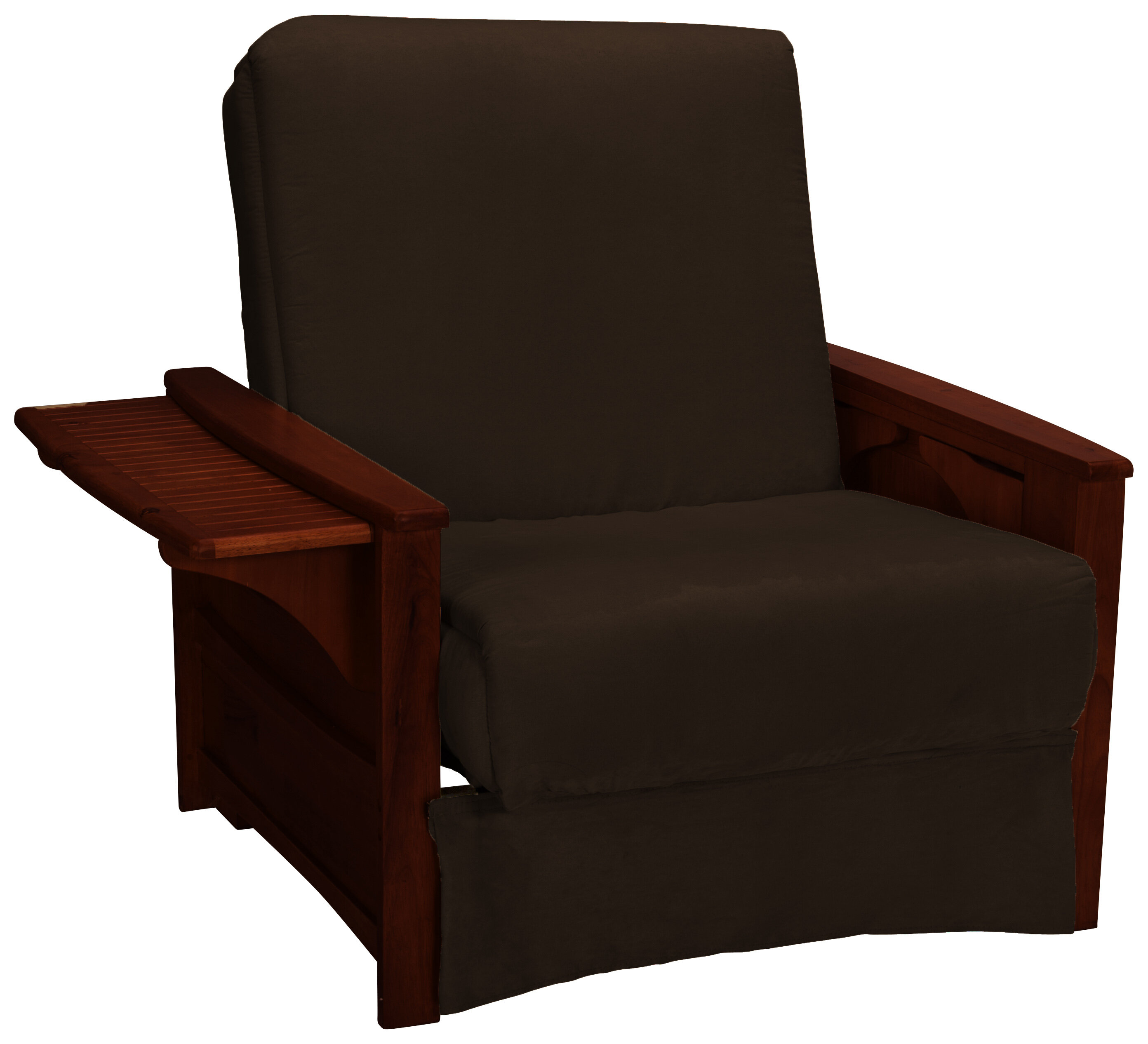 Beau Epic Furnishings LLC Valet Perfect Sit And Sleep Futon Chair   Wayfair