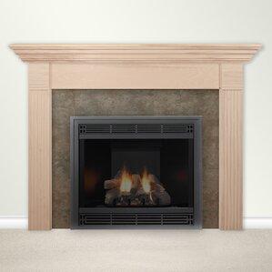 Fireplace Mantels You'll Love   Wayfair