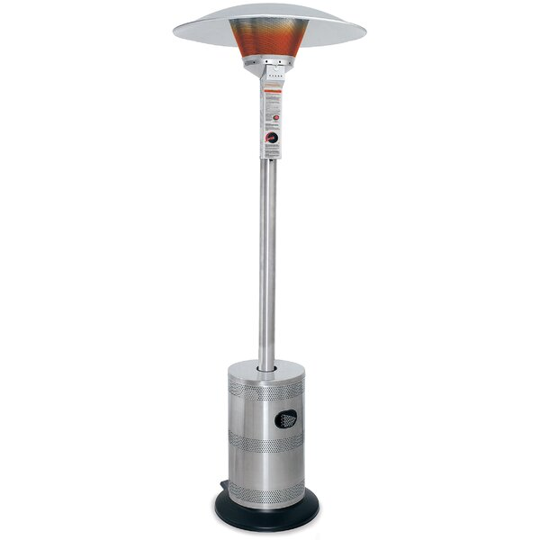 Endless Summer Commercial Outdoor 40,000 BTU Propane Patio Heater ...