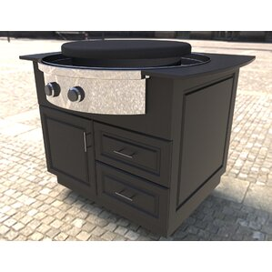 Affinity Kitchen Island by Evo Outdoor Grills