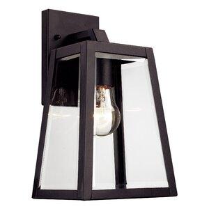 Milesburg 1-Light Outdoor Wall Lantern