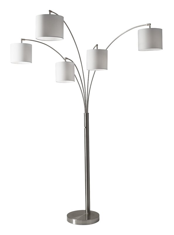 Presley 82 tree floor lamp reviews allmodern presley 82 tree floor lamp aloadofball Image collections