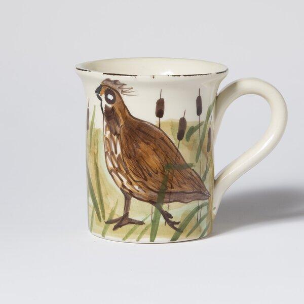 Wildlife Quail Coffee Mug