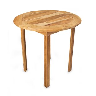 Mcmullan Sierra Round Wood Dining Table Best #1