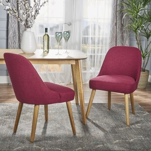 Bowyer Upholstered Dining Chair (Set of 2)