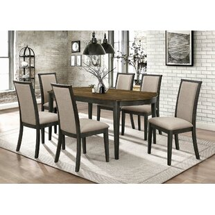 Rodrigue 7 Piece Dining Set
