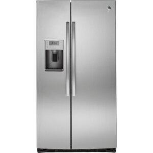 25.3 cu. ft. Energy Staru00ae Side-by-Side Refrigerator