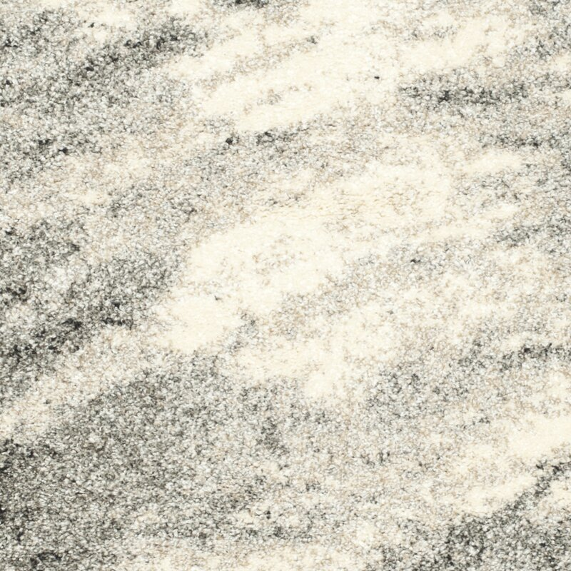 Vulpecula Gray And Ivory Area Rug Amp Reviews Joss Amp Main