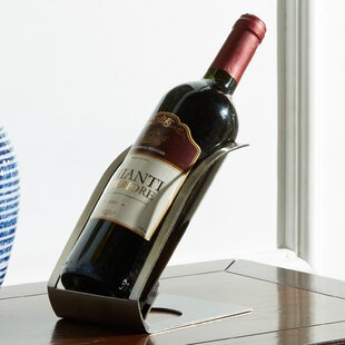 Hayden 1 Bottle Tabletop Wine Rack
