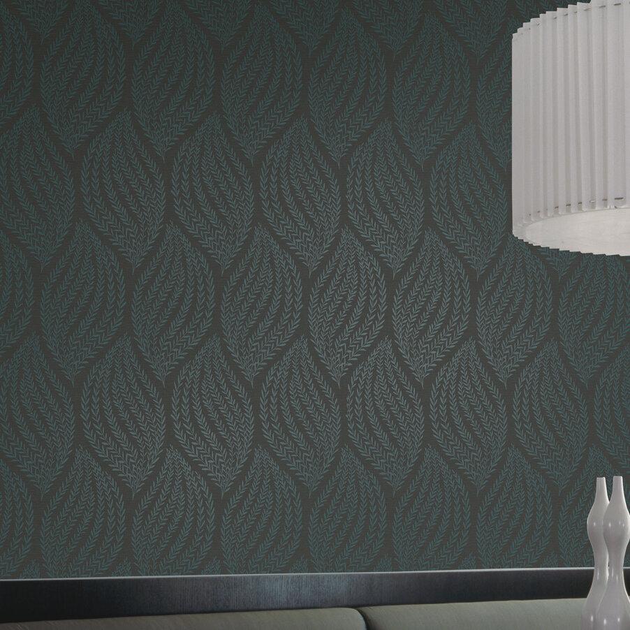 Brewster Home Fashions Naturale Calix Sienna 33' x 20 5