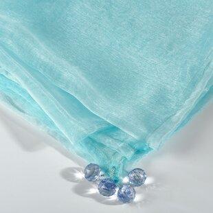 Aqua Tablecloth | Wayfair