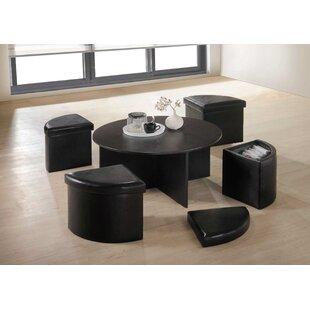 Futon E Saving Modern Coffee Table Set
