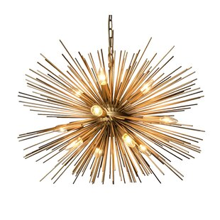 Blaise 12 Light Sputnik Chandelier
